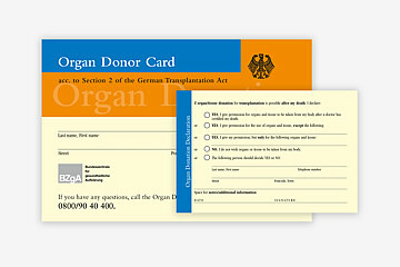 Hier Erhalten Sie Den Organspendeausweis